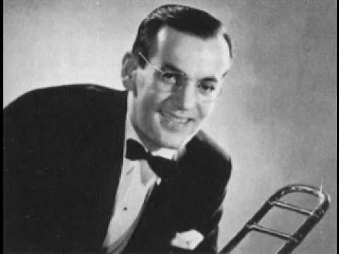 In the Mood by Glenn Miller.   Lockhart HS, Tx ('54, '55, '56) Band pep song, football games. We rocked!