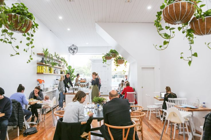 We are a Melbourne based cafe called Fourth Chapter. Located at 385 High Street, Prahan. We are open Monday till Sunday. Come down and check it all out!