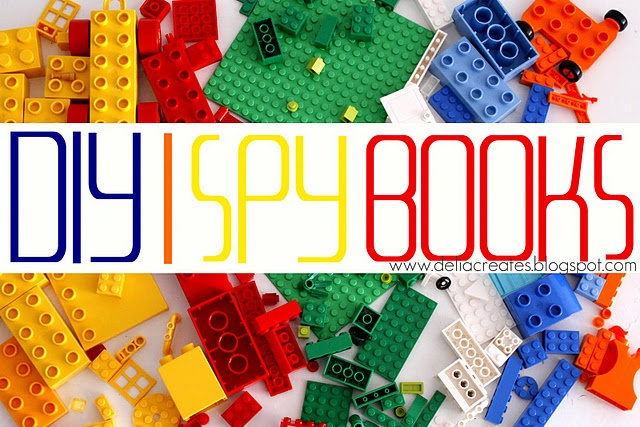 I spy books
