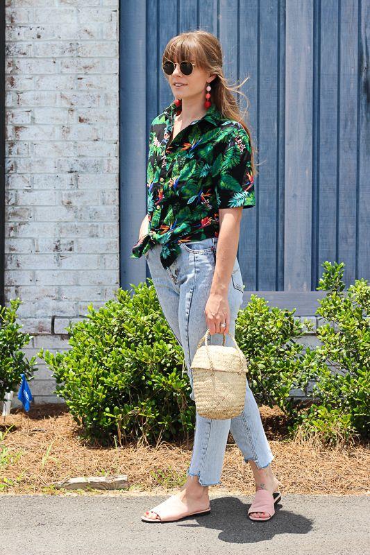 Hawaiian shirts for summer