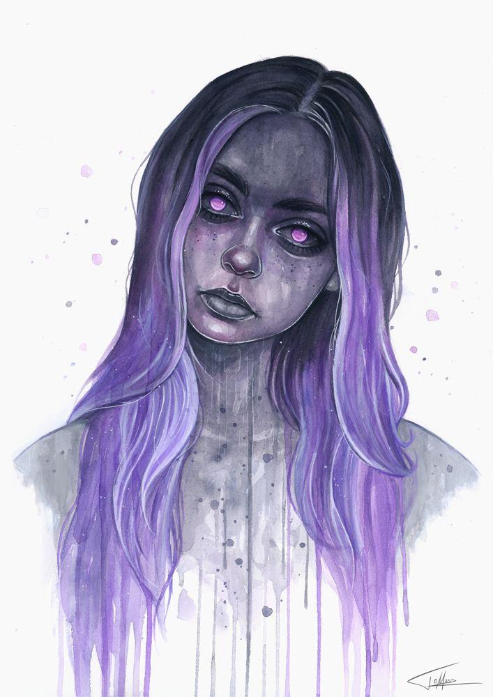 Peaceful Darkness by Tomasz-Mro