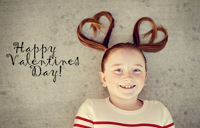 happy valentines day with images