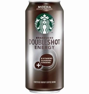 Starbucks Doubleshot® Energy Mocha Drink