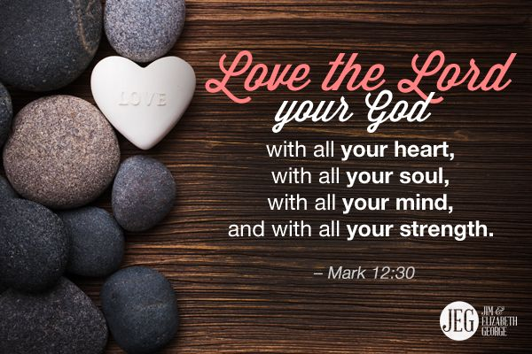 scriptures on strengthening your relationship with god
