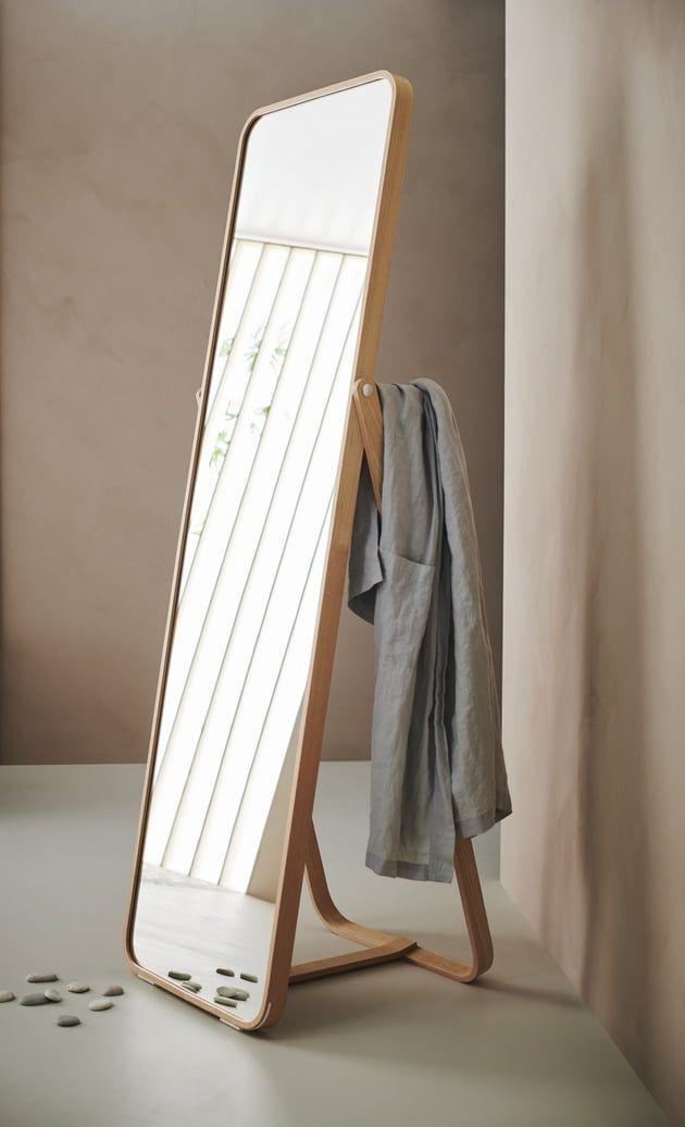 Miroir Sur Pied Ikornnes D Ikea Deco Chambre Ikea Miroir