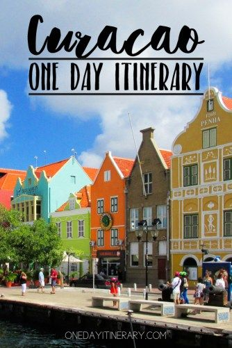 Curacao - One day itinerary