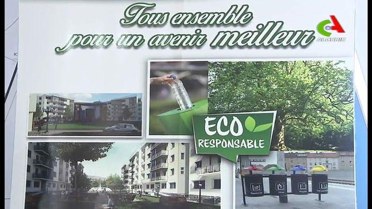 Algérie |  Tizi-Ouzou : premier éco quartier complet en Algérie en cours...