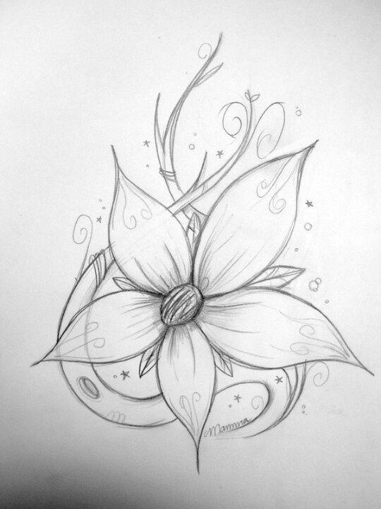Violet flower tattoo. Rae's birth month flower   Tattoo ideas