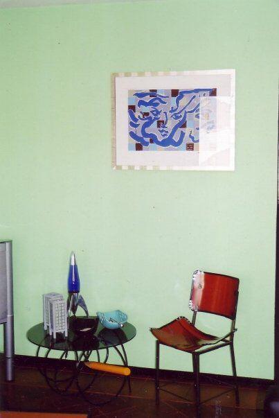 Eerikinkatu 2 livingroom as lime 2001