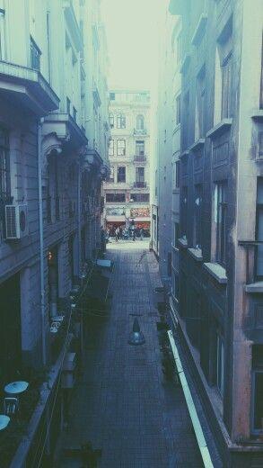 #istanbul #taksim #blue