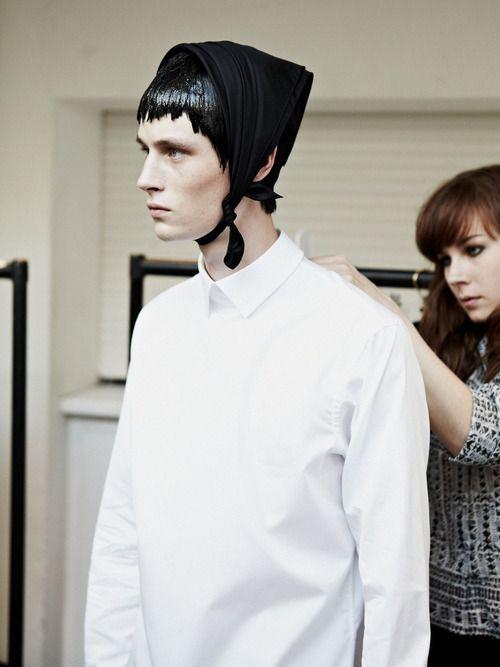 J W Anderson - Menswear 2013