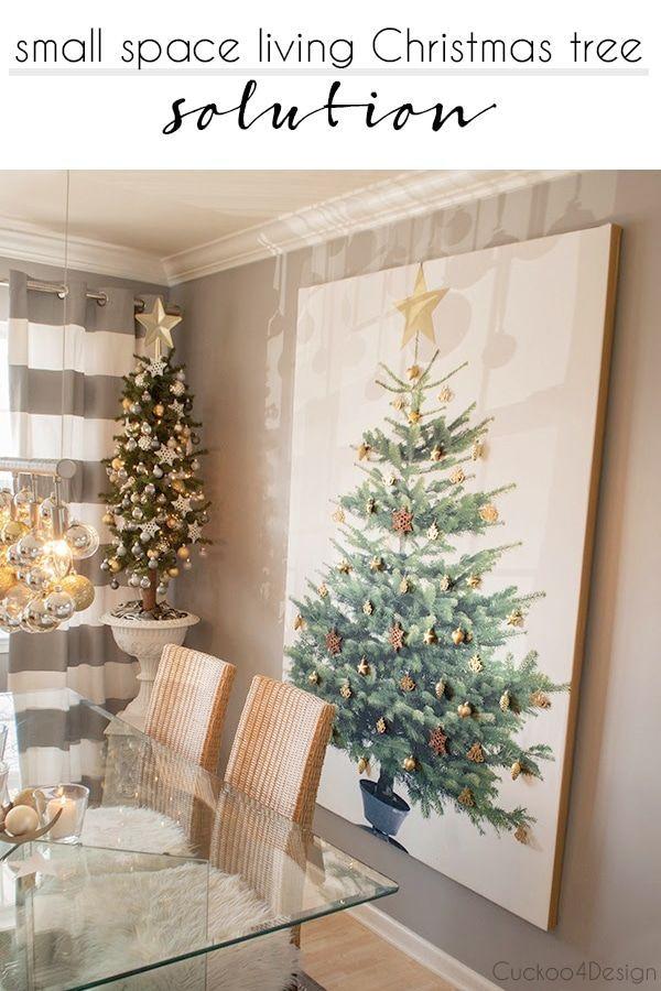 ikea kerstboom 2020 Ikea Margareta Christmas Tree Canvas in 2020 | Ikea christmas