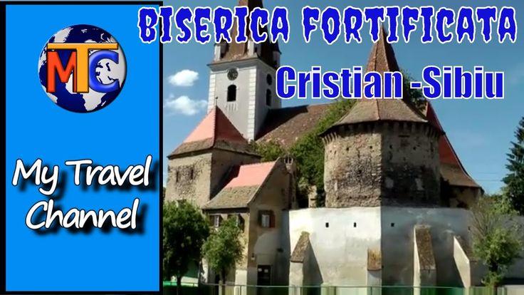 Biserica fortificată Sfantul Servatius din Cristian (Sibiu)