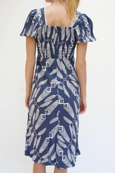 IvanaHelsinki Print Dress / Judith