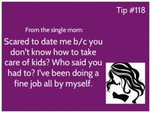 8 Rules to Dating a Single Mom