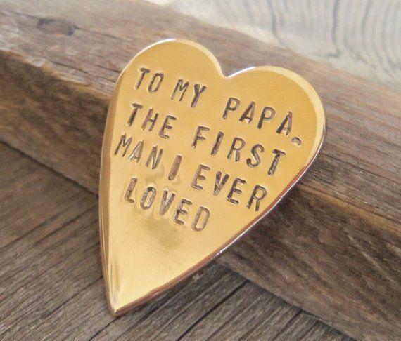 Fathers Day Wallet Card Pocket Charm Accessory Wedding Billfold Insert Men Women Best Friend Relatio