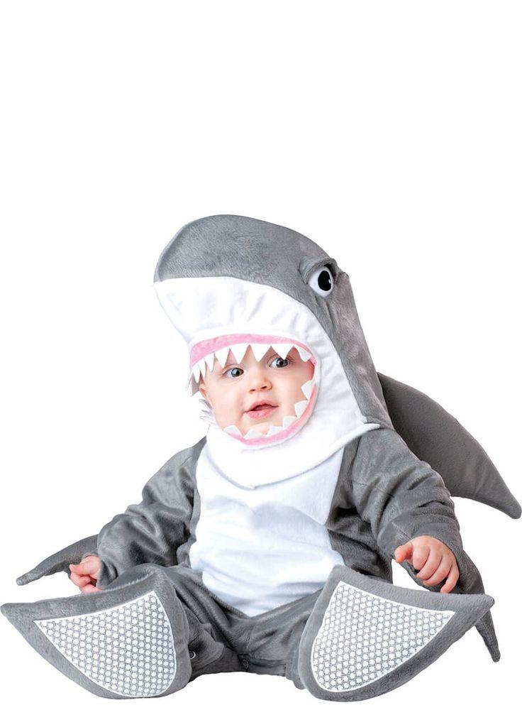 disfraz de tiburn para beb