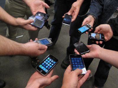 A Lot Of Phones