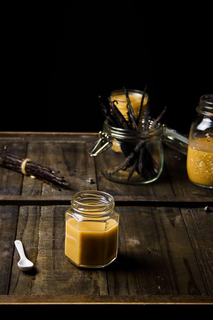 Vanilla Infused Milk Jam | Hint of Vanilla