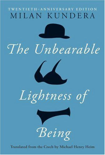 The Unbearable Lightness of Being. Theme I love = Messy love