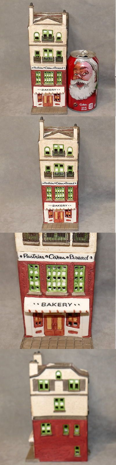 Christmas Collectible Department 56: Christmas Department 56 Taiwan Retired In The City Bakery -> BUY IT NOW ONLY: $99.79 on eBay!