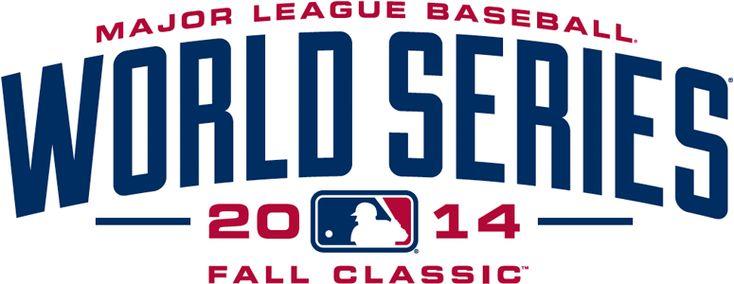 MLB World Series Primary Logo (2014) - 2014 World Series Logo --
