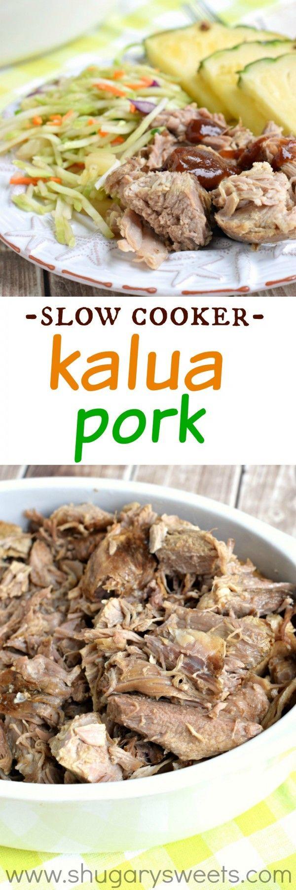 Kalua Pork | Recipe | Pork