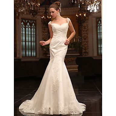 FRANSEZA - kjole til brudekjoler i satin – DKK kr. 2.637