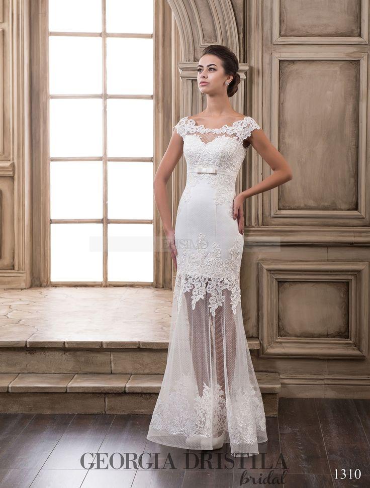 Νυφικό φόρεμα Eleine - Georgia Dristila Bridal - Νυφικά