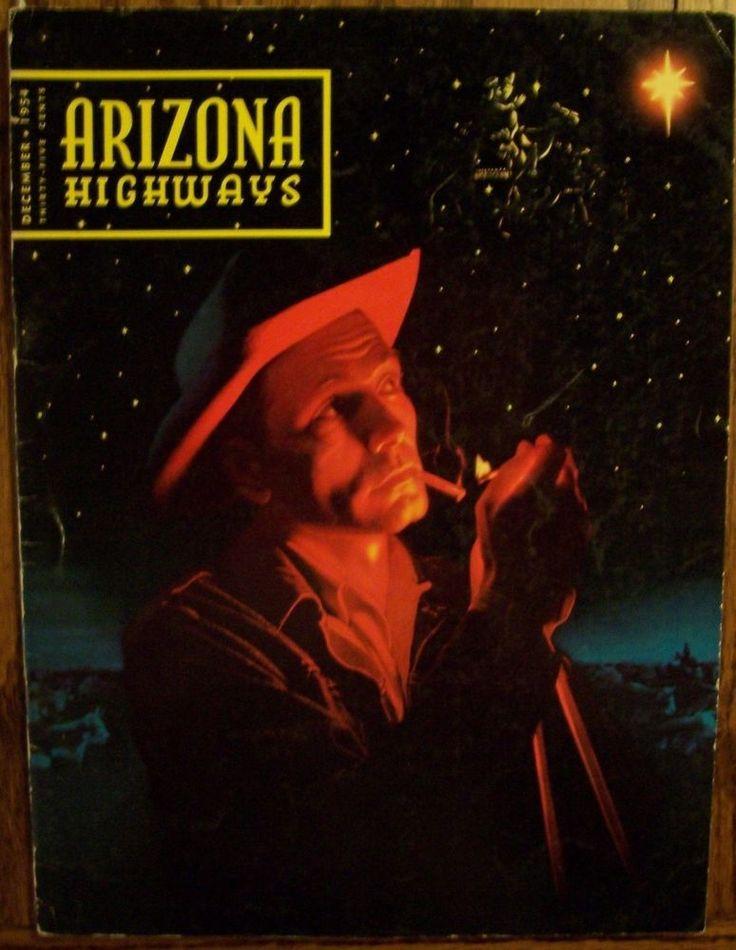 Arizona Highways Monthly Magazine Back Issues The