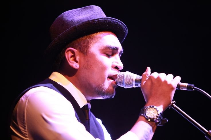 Glenn Fredly at foundry8 Genndependen