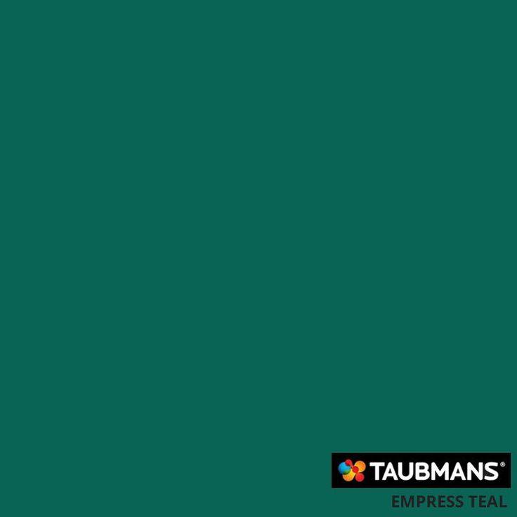 #Taubmanscolour #empressteal