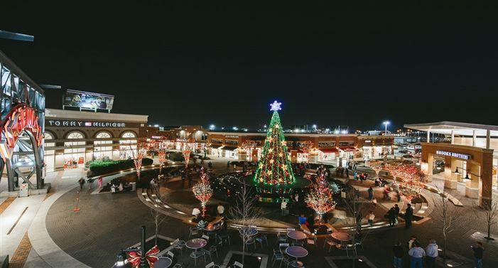 Legends Outlet Mall Kansas City Missouri