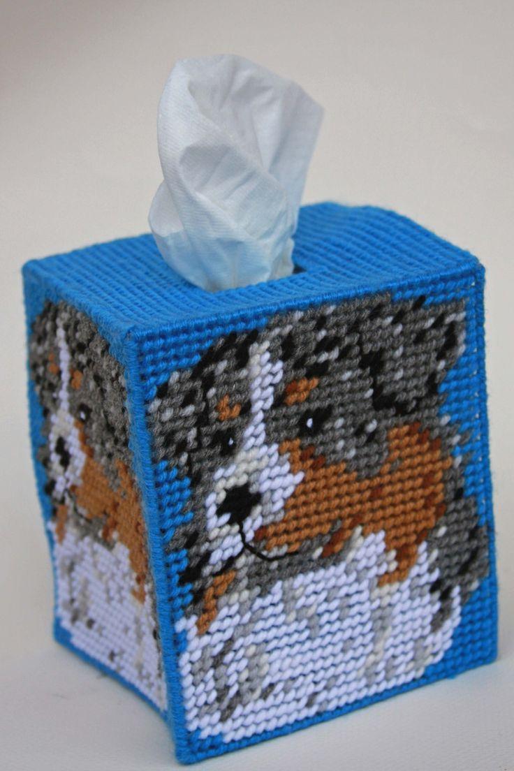 Plastic Canvas Tissue Box Patterns Plastic Canvas
