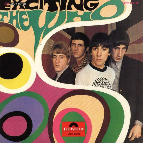 The Who -Exciting! I've never seen this album before.;