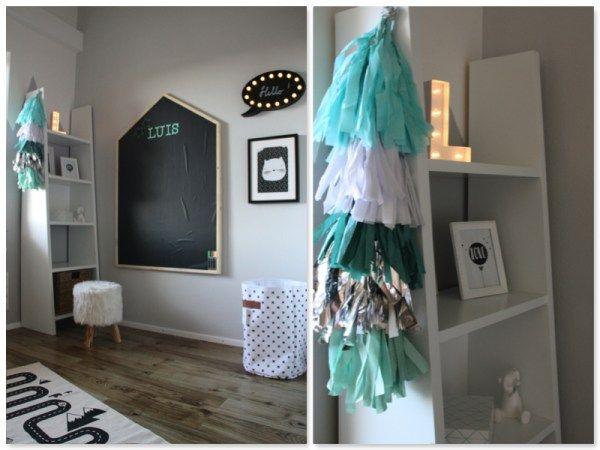 Zum Geburtstag Gab Es Für Kind Ein Neues Kinderzimmer... Inklusive  DIY Hochbett... Der Größte Wunsch Des Geburtstagskindes!