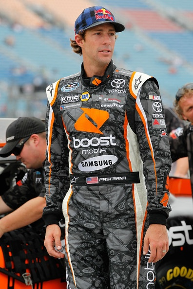 My new favorite thing about NASCAR...Travis Pastrana