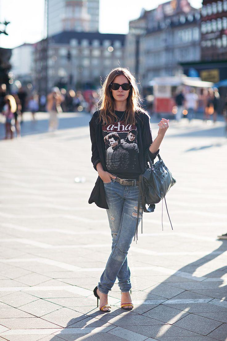 Street style #toptof