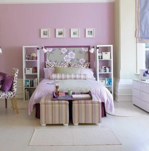 Violet And Cream Bedrooms Google Search