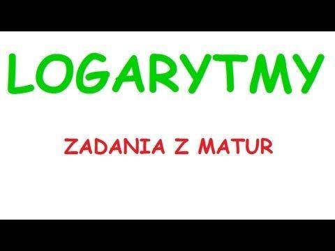Logarytmy- działania na logarytmach