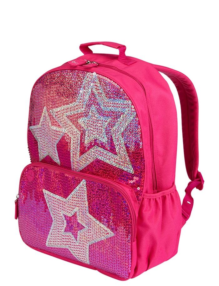 Sequin Stars Backpack Backpacks Backpacks School Supplies