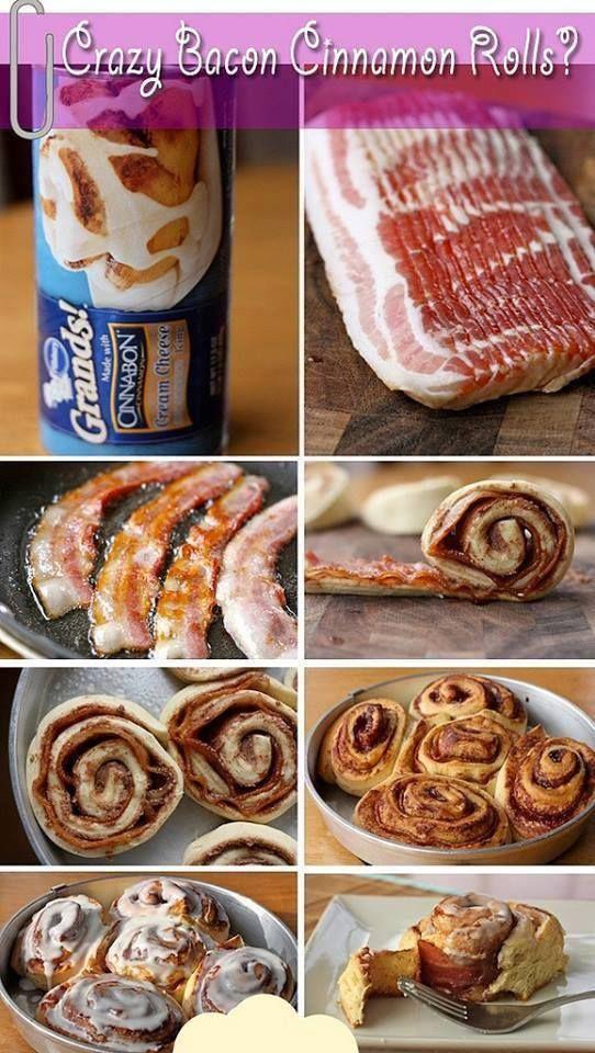 yum! any thing bacon is yum