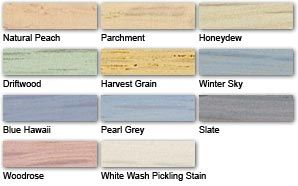Harvest Grain Is The Kitchen Yellowwater Based Wood Stain
