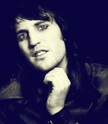 "Noel Fielding. He isn't the ""traditional"" handsome, but I adore him!"