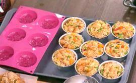 #Κινέζικο #ρύζι σε φορμάκια #eleni #ελενη #ΒασίληςΚαλλίδης