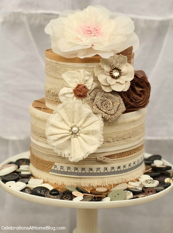 diy fake wedding cakes diy cake tutorial wedding cakes 13606