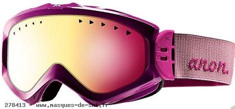 Masque de ski femme Anon Majestic - 12 coloris. Cette saison Anon fait très fort avec une large gamme de masque pour femme.