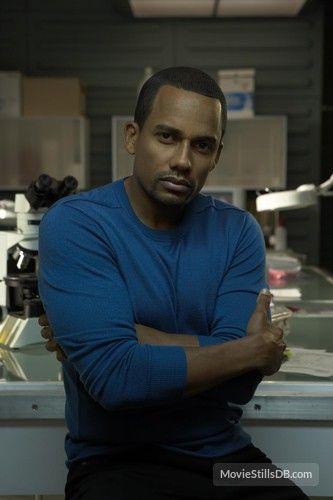 CSI: NY - Promo shot of Hill Harper