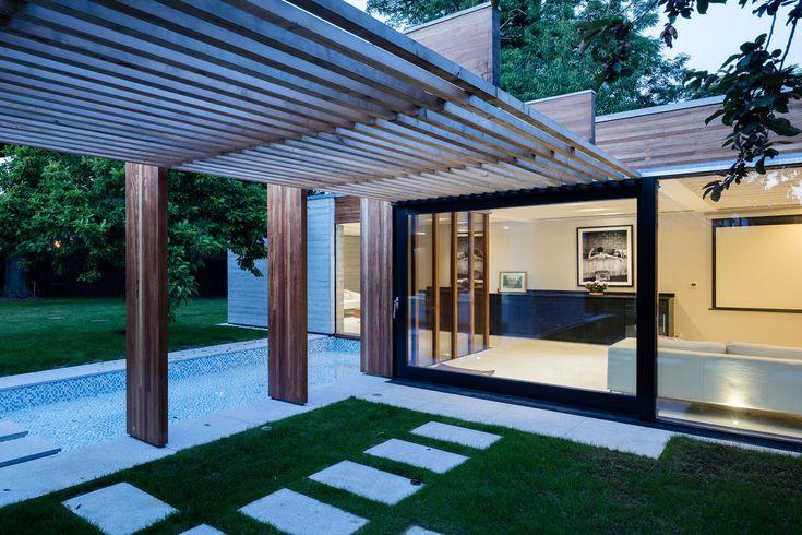 Galería de Ampliación y renovación de la Cabaña Warren / McGarry-Moon Architects - 10