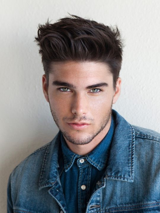 Lmm Loving Male Models Por Los Pelos Pinterest